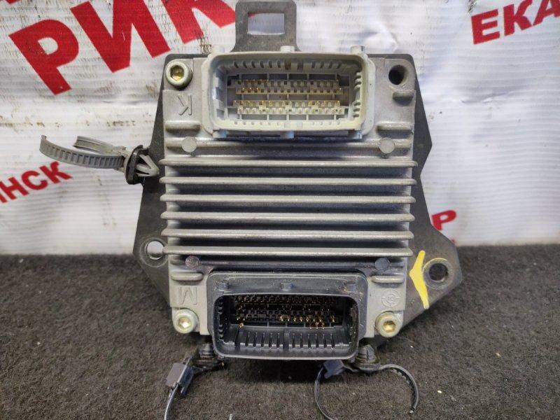 Блок управления Chevrolet Lacetti J200 F18D3 2005
