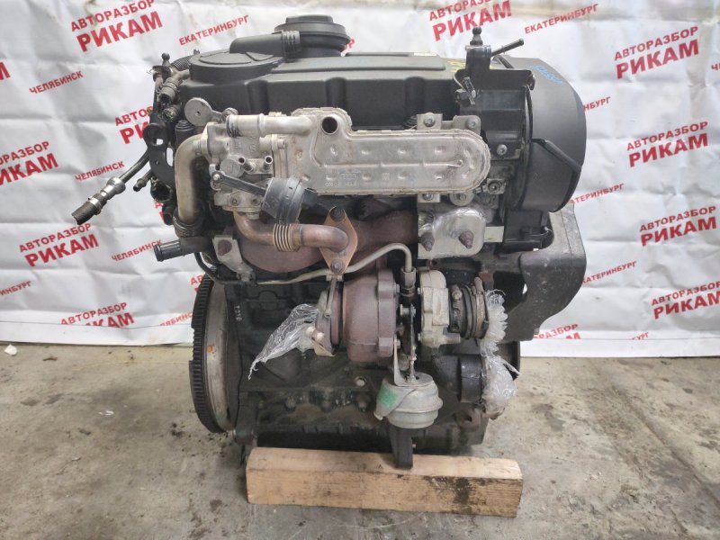 Двигатель Dodge Caliber PM ECD 2007