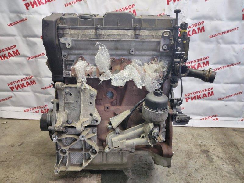 Двигатель Citroen C3 F TU5JP 2007