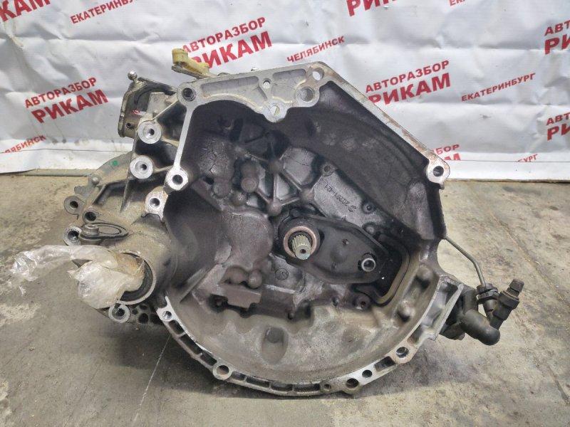 Механическая кпп Citroen C3 F NFU 10FX3L 2007