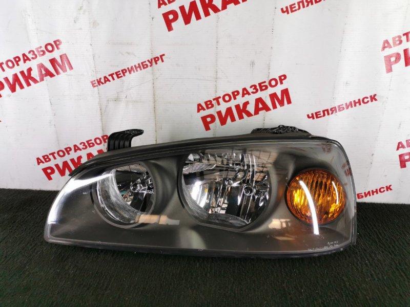 Фара Hyundai Elantra XD G4GC 2005 передняя левая