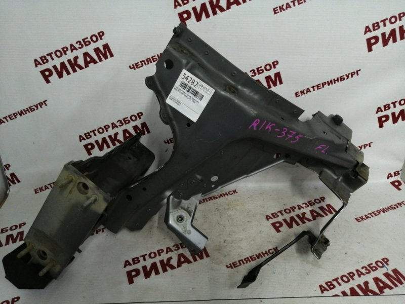 Деталь полки брызговика Bmw 5-Series E60 M54B25 2004 передняя левая