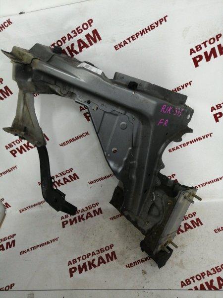 Деталь полки брызговика Bmw 5-Series E60 M54B25 2004 передняя правая