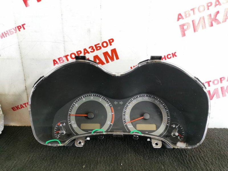 Панель приборов Toyota Auris ZRE152 2ZR-FE 2010