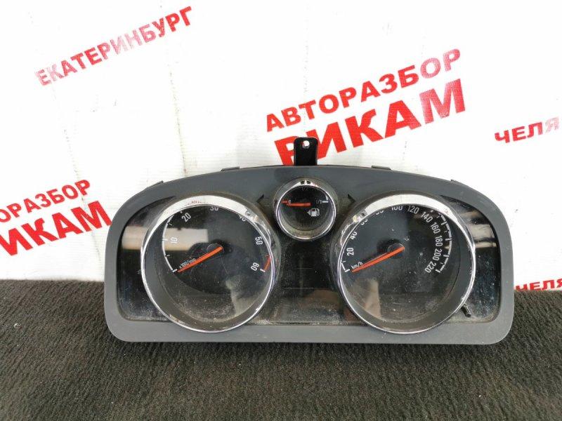 Панель приборов Opel Antara L07 Z22D1 2011
