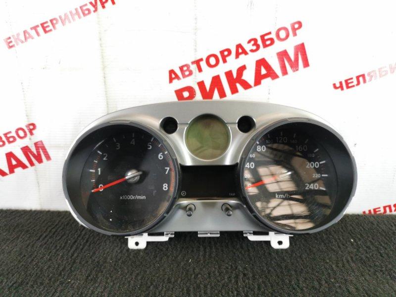 Панель приборов Nissan Qashqai J10 MR20DE 2009