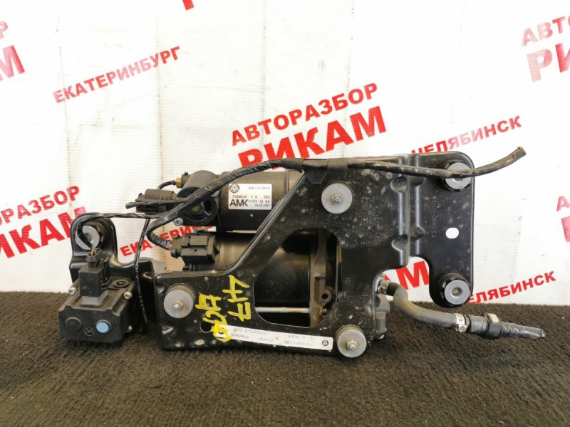 Компрессор пневмоподвески Bmw X5 E70 M57D30 2007