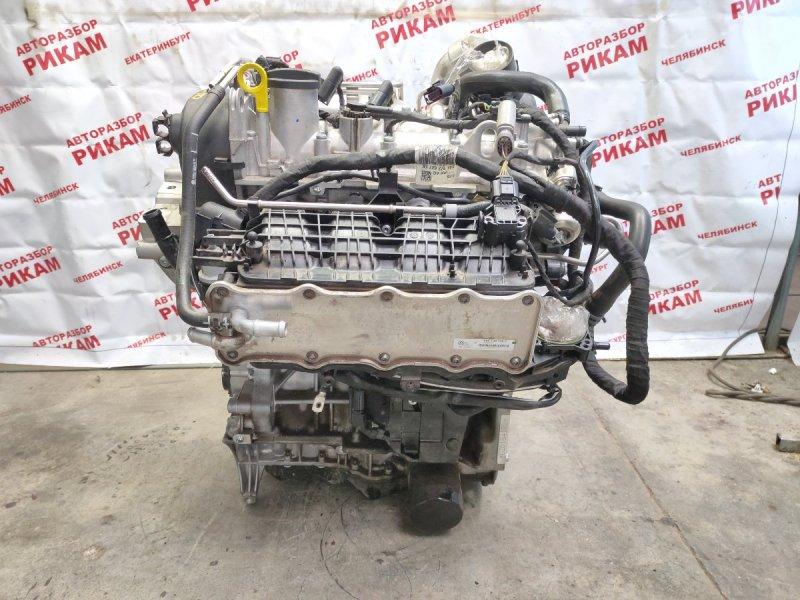 Двигатель Volkswagen Golf Vii 5G1 CZD 2018