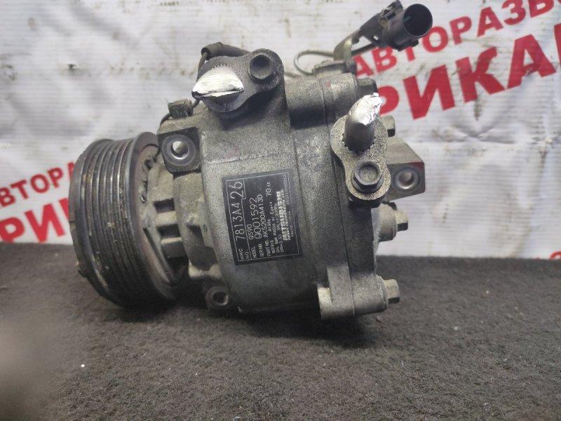Компрессор кондиционера Peugeot 4007 GP PSA4HK 2012