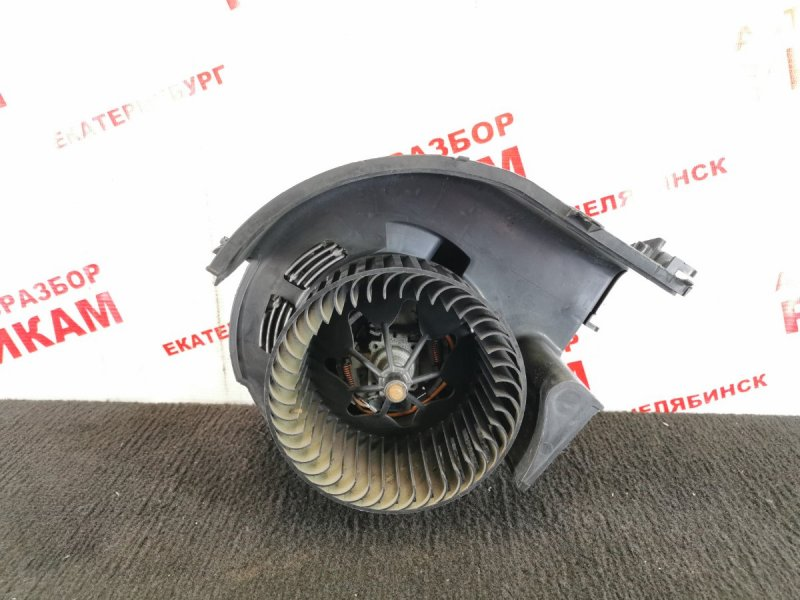 Мотор печки Bmw X5 E70 M57D30 2007