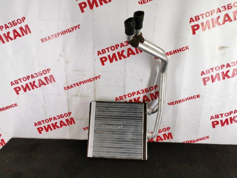 Радиатор печки Nissan Qashqai J10 MR20DE 2009