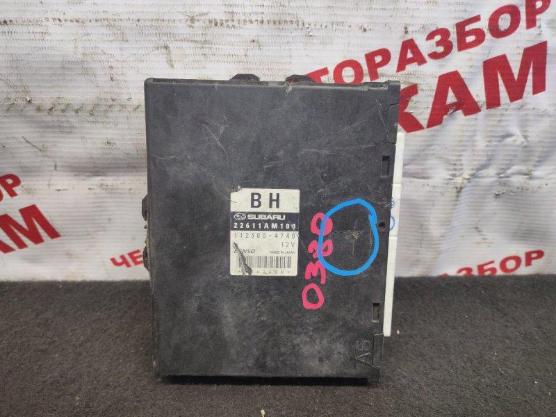 Блок управления Subaru Outback BP9 EJ253 2006