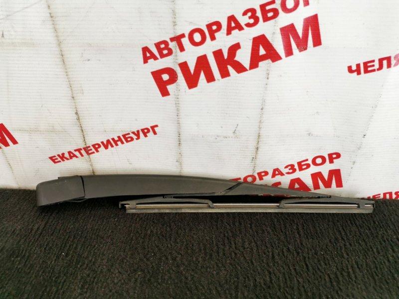 Поводок стеклоочистителя Nissan Qashqai J10 MR20DE 2013 задний