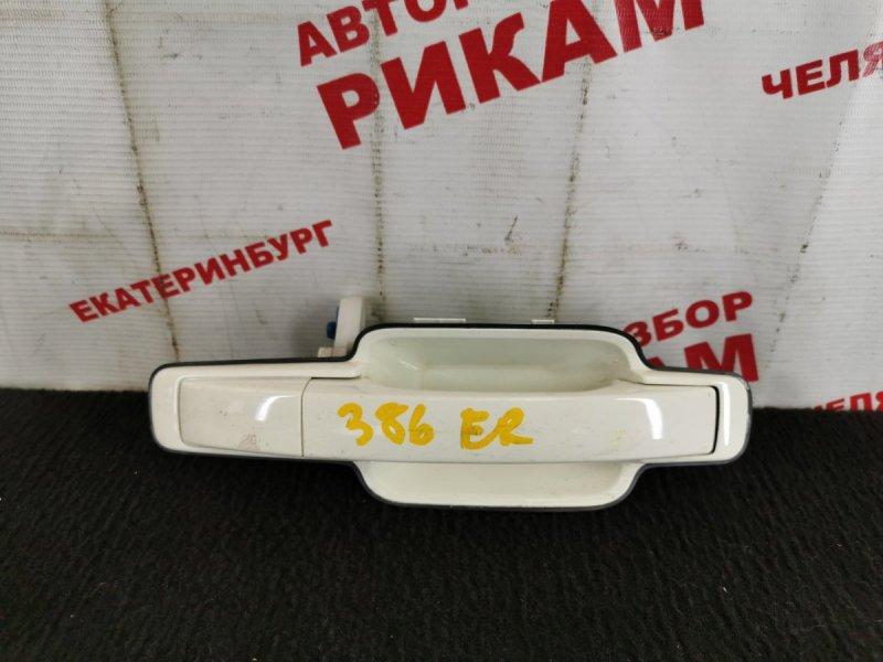 Ручка дверная Ssangyong Actyon Sport QJ 671960 2013 задняя левая
