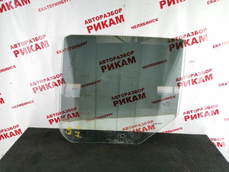 Стекло боковое Dodge Caliber PM ECD 2007 заднее левое