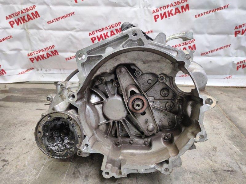 Механическая кпп Volkswagen Polo 6R1 CJZ 2014