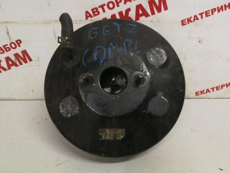 Вакуумный усилитель тормозов Hyundai Getz TB