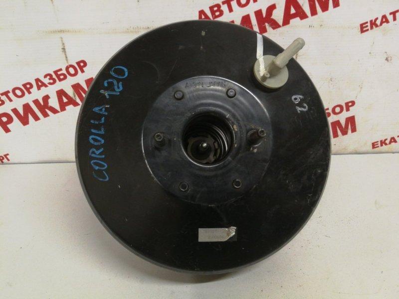 Вакуумный усилитель тормозов Toyota Corolla NZE121