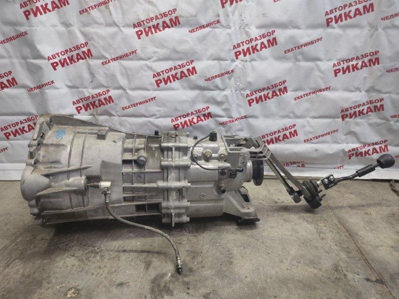 Механическая кпп Ssangyong Actyon Sport QJ 671960 2013