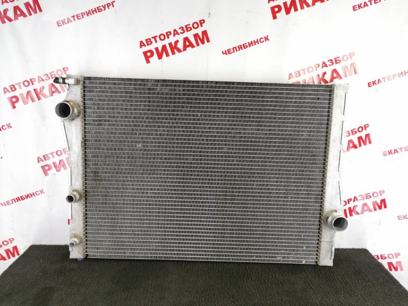 Радиатор охлаждения Bmw X5 E70 M57N2 30.6D.3 2007