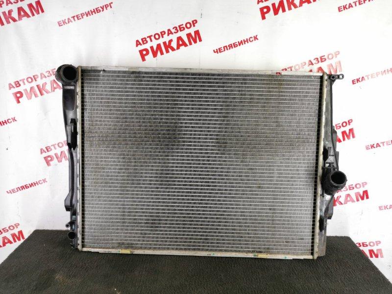 Радиатор охлаждения Bmw 320I E90 N46B20B 2009