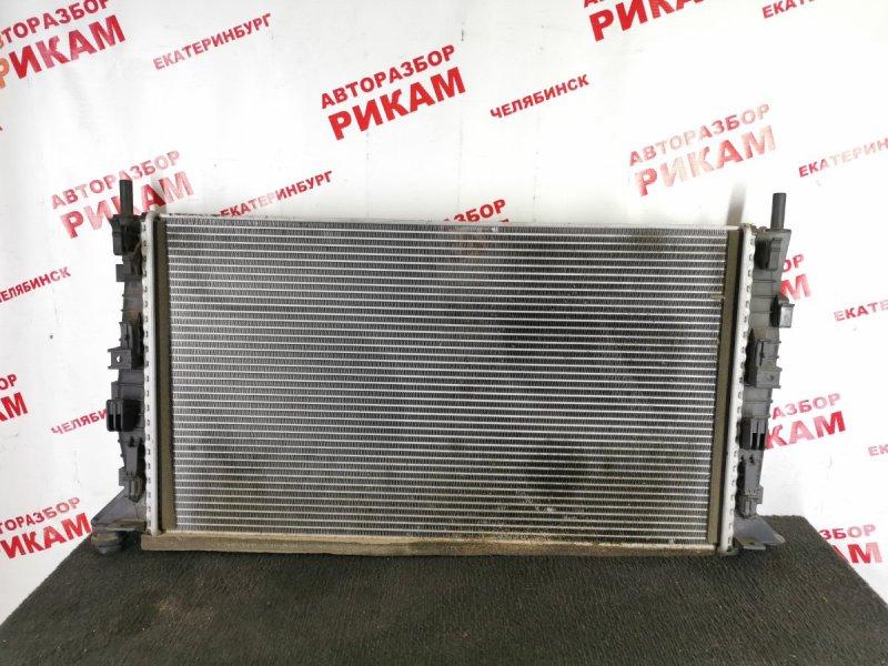 Радиатор охлаждения Ford Focus 2 CB4 AODA