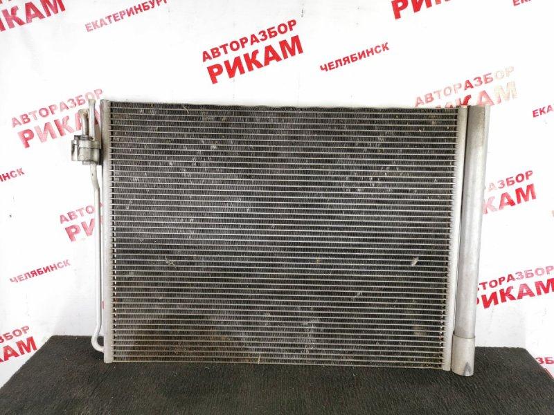 Радиатор кондиционера Bmw X5 E70 M57D30 2007