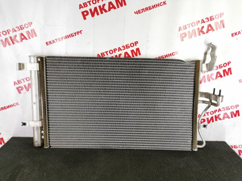 Радиатор кондиционера Hyundai Elantra XD G4GC 2005