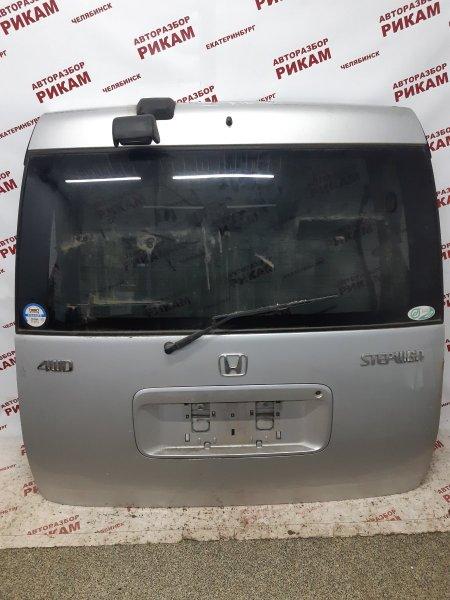 Дверь багажника Honda Stepwgn RF2 B20B