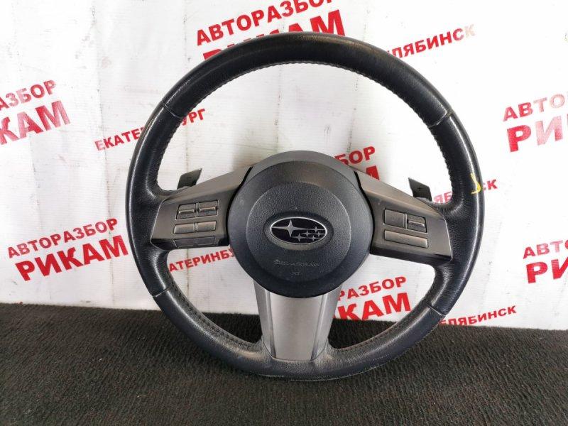 Руль Subaru Legacy BR9 EJ253 2011