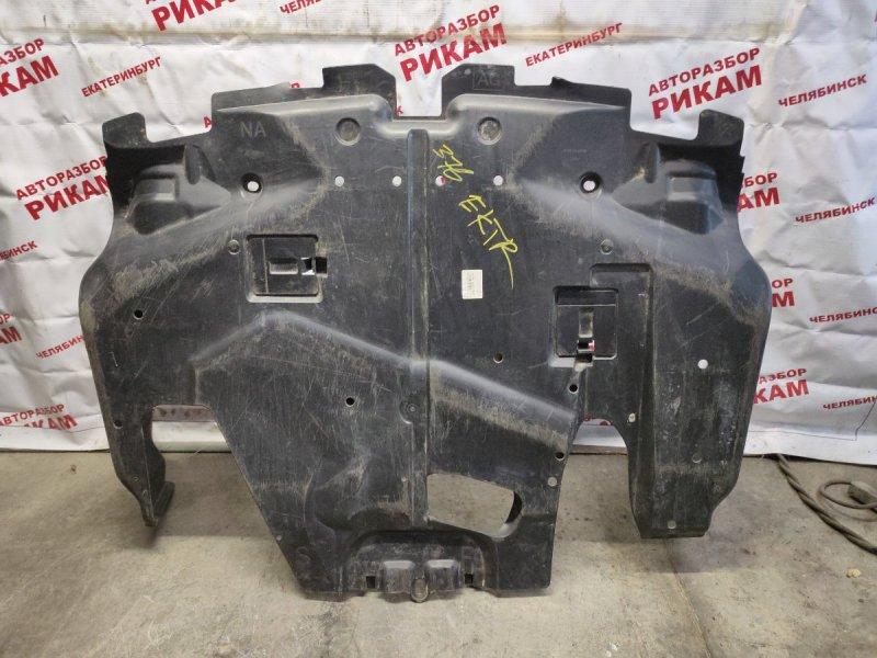 Защита двигателя Subaru Legacy BL9 EJ253 2008