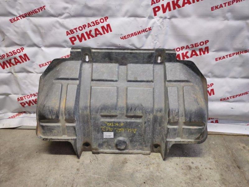 Защита двигателя Great Wall Wingle 4G69S4N 2011