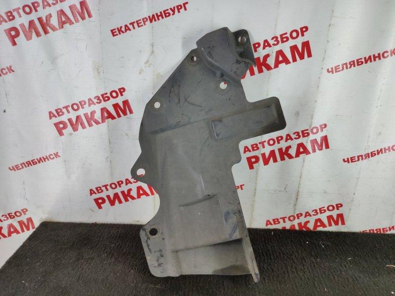 Защита двигателя Nissan Qashqai J10 MR20DE 2009 левая