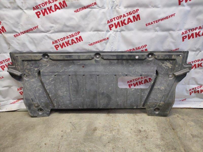 Защита двигателя Nissan Qashqai J10 MR20DE 2009
