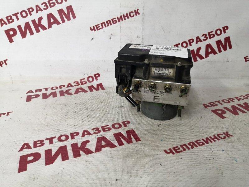 Блок abs Nissan Note E11 HR15DE 2005