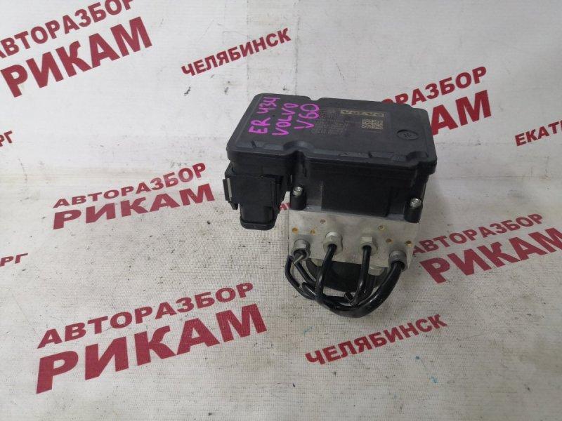Блок abs Volvo V60 FW48 B4164T 2013