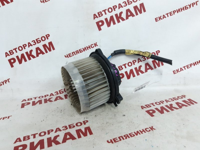 Мотор печки Honda Fit GD1 L13A