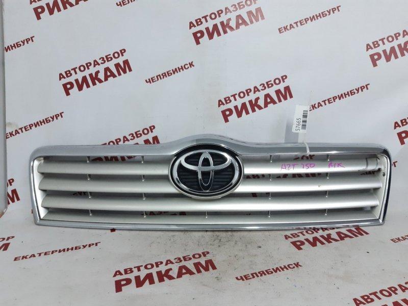 Решетка радиатора Toyota Avensis AZT250 передняя
