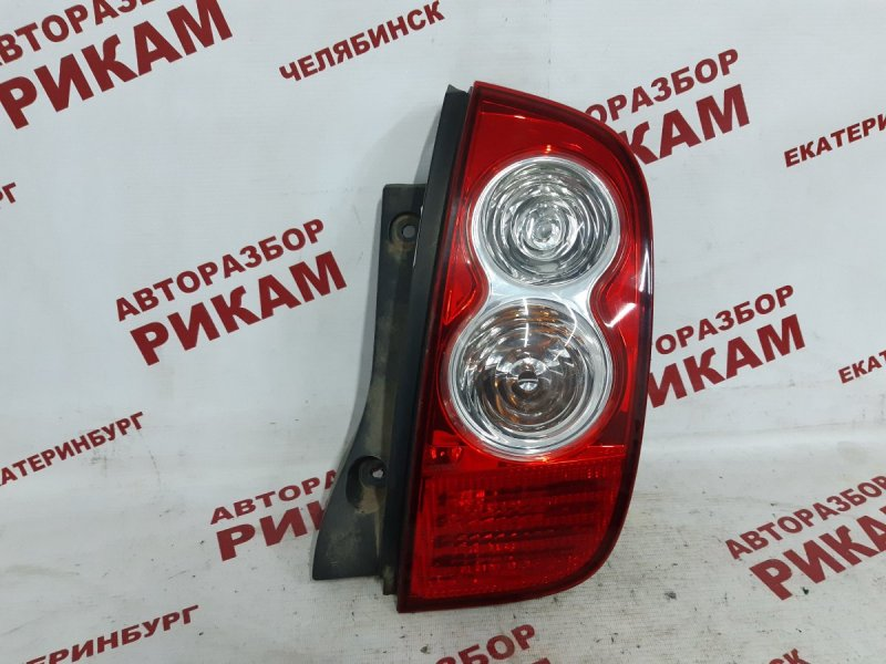 Стоп-сигнал Nissan March AK12 CR12DE 2006 задний правый