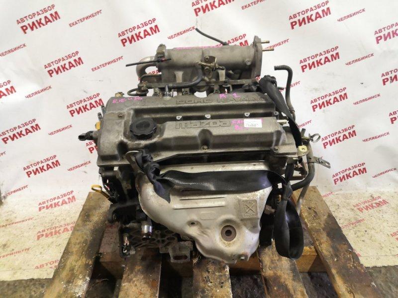 Двигатель Mazda Familia BJ5W ZL-DE 2002