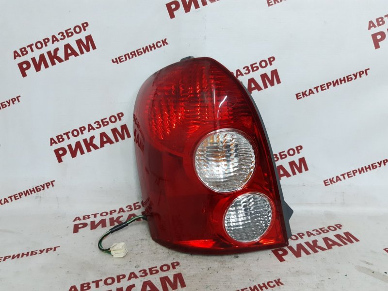 Стоп-сигнал Mazda Familia BJ5W ZL-DE 2000 задний левый