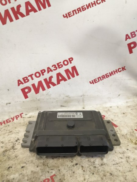 Блок управления Nissan March AK12 CR12DE 2003