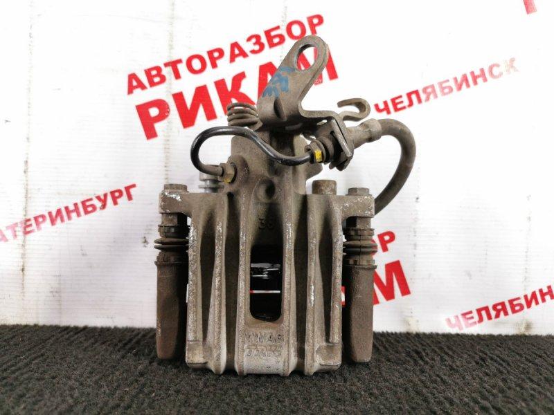 Суппорт тормозной Skoda Yeti 5L CBZB 2011 задний левый
