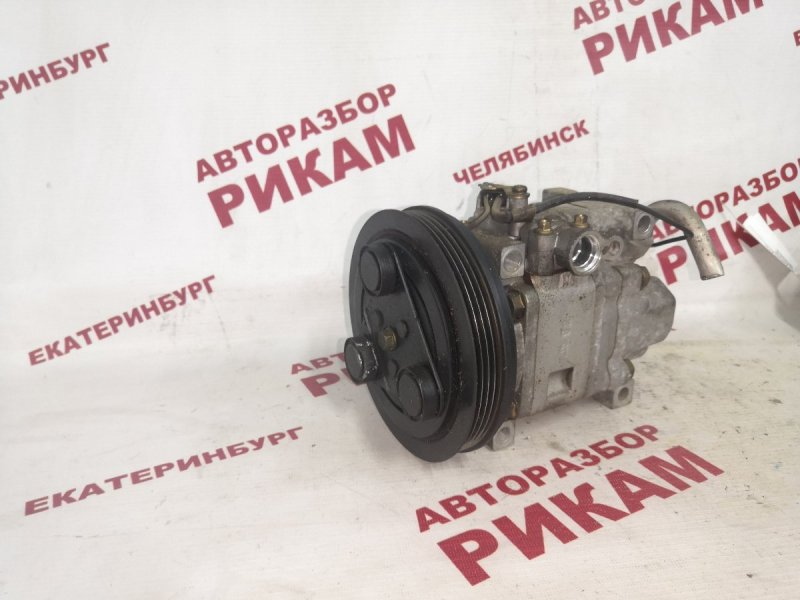 Компрессор кондиционера Mazda Familia BJ5W ZL-DE 2000