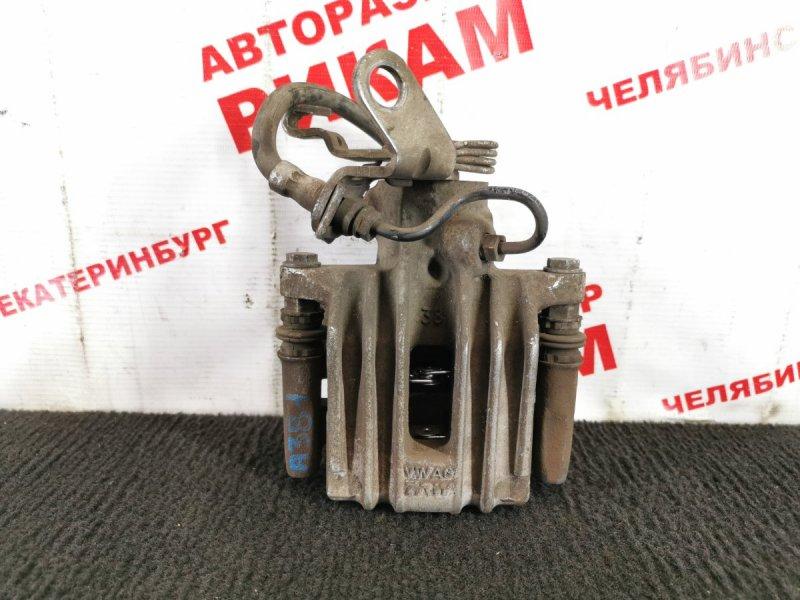 Суппорт тормозной Skoda Yeti 5L CBZB 2011 задний правый