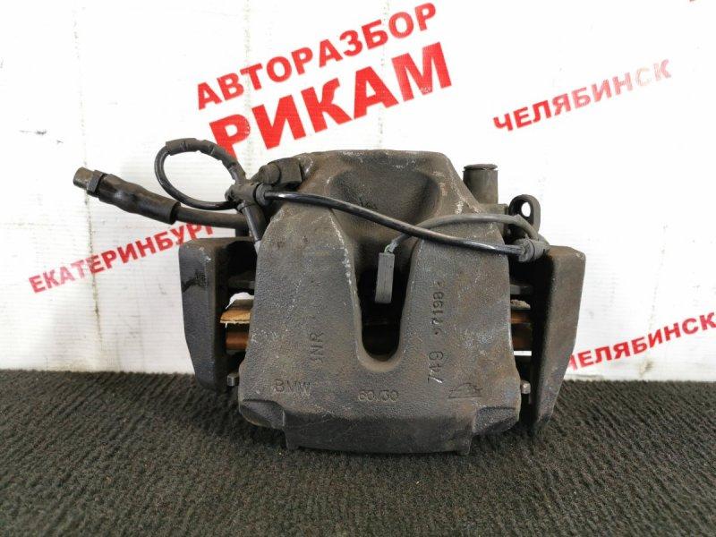 Суппорт тормозной Bmw X5 E70 M57D30 2007 передний правый