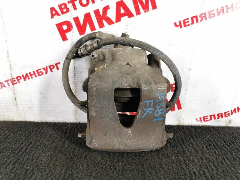 Суппорт тормозной Skoda Yeti 5L CBZB 2011 передний правый