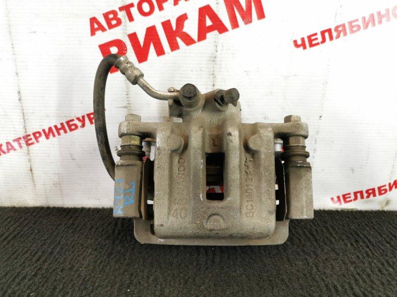 Суппорт тормозной Opel Antara L07 Z22D1 2011 задний левый