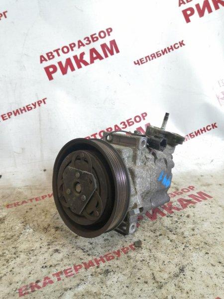 Компрессор кондиционера Nissan March AK12 CR12DE 2006