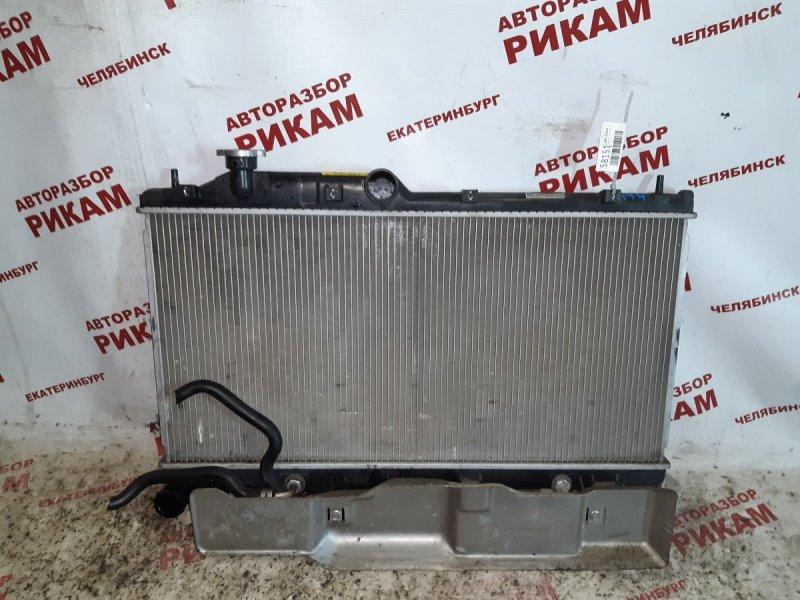 Радиатор охлаждения Subaru Impreza GH2 EL154 2009